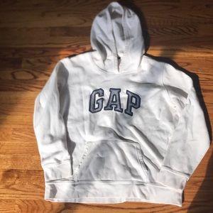 Gap XL white sweatshirt